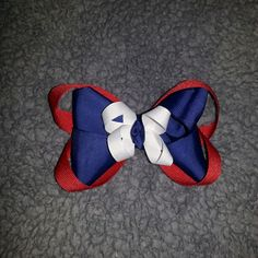 #Patriots #HairBow #NFL