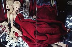 VOGUE CHINA COLLECTIONS- Daria Strokous in Garden of Earthly Delights by Emma Summerton. Nicoletta Santoro, Spring 2013, www.imageamplified.com, Image Amplified (4)