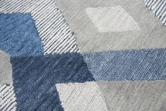 Rizzy Idyllic x Runner Natural, Blue, Dark Blue, Gray Area Rug Secondary Color, Primary Colors, Dark Blue Grey, Gray, Grey Pattern, Power Loom, Hand Knotted Rugs, Wool Rug, Cotton Canvas