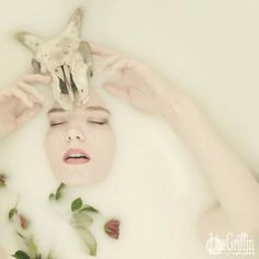 Lisa Griffin Photography - Find Your Special Place Milk Bath, Magical Creatures, Cool Pictures, Fashion Photography, Artsy, Photoshoot, Beautiful, Lisa, Portrait Ideas