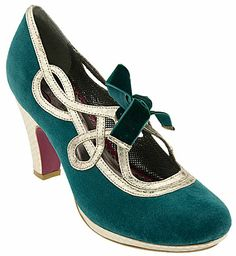 teal shoes | Poetic Licence Forever Mine Shoes - Teal - Women