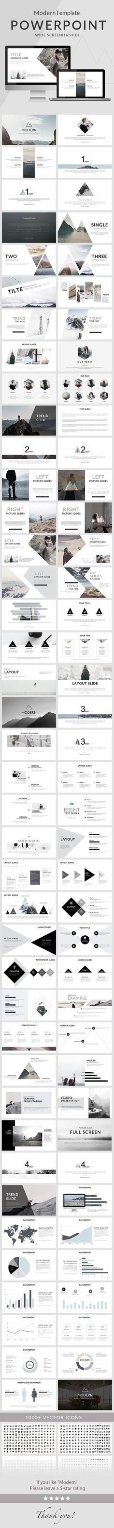 Business infographic : Modern  Powerpoint Template  Creative PowerPoint Templates