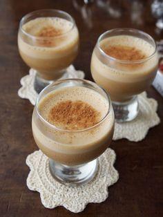 Algarrobina Cocktail // Peru Delights