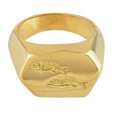 DAVID WEBB Fish Ring