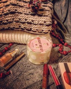 #winterkit #knit #cosmetics #pink #cold