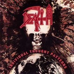 Death: Individual Thought Patterns (1993) - Arte: René Miville