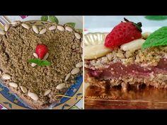 SBRICIOLATA light CON CREMA ALLE FRAGOLE SENZA GLUTINE SENZA BURRO nè LATTE ft intheskywithcupcakes - YouTube