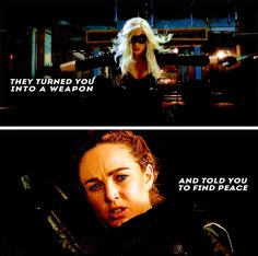 """""""I'm gonna do what needs to be done."""" #arrow"""