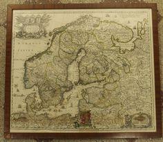 kartor 1700-talet - Sök på Google