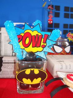 My Favorites Super Heroes | CatchMyParty.com