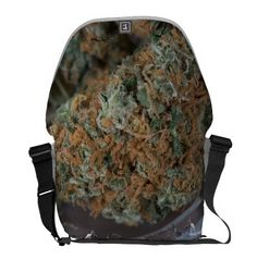 Blueberry Headband Medicinal Medical Marijuana Courier Bags on BudProducts.US