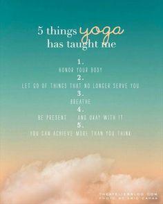 I. Love. Yoga.