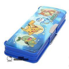 Plastic Magnetic Pencil Box With Secret Compartments