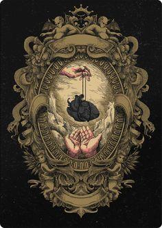 """""""The Black Heart"""" by Tony Midi"""