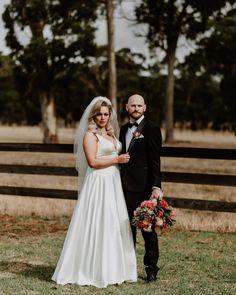 Adelaide Wedding Photographer (@davishphoto) posted on Instagram • Feb 23, 2021 at 10:58pm UTC Wedding Flowers, Wedding Dresses, Couple Shoot, Mr Mrs, Wedding Couples, Falling In Love, Groom, Bride, Florals
