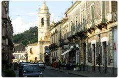 Linguaglossa Sicily