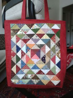 Friendship triangles bag