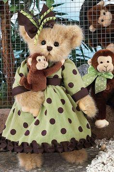 Betsy  Bongo by Bearington Bears