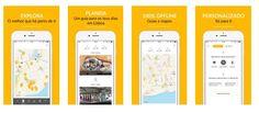 A app Lisboa Cool ajuda a dar a conhecer vários espaços da cidade. A aplicação nasceu em julho e já é líder na App Store.