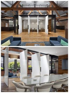 Tolleson's San Francisco, CA Warehouse Offices | Designed by Huntsman Architectural Group: