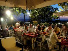 Cene Estive in Giardino presso Assisi Viole Country Hotel / Ristorante Le Viole