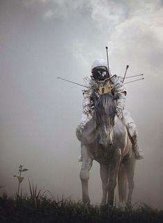 El Cid Campeador moderno.