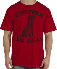 Stand By Me Chopper Shirt