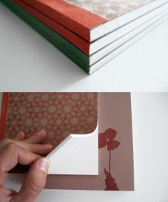 Notebooks printed on #Crush by www.carissimo-letterpress.com