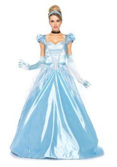 Clásico Longitud del vestido de Cenicienta completa