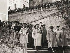 Gazi Mustafa Kemal Atatürk'ün Trabzon ziyareti, 27 Kasım 1930 Kaynak. Ali Işık