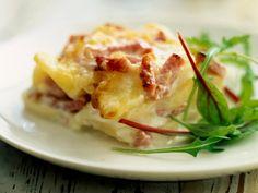 Aardappelgratin met spek - Libelle Lekker!