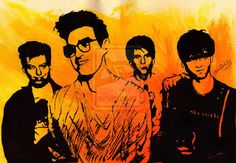 Metalpaper: The Smiths Wallpapers