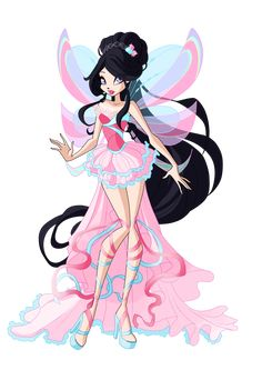 Mistelia Harmonix(Liviner union) by RubyneS on DeviantArt