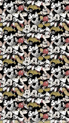 Compatible with all iphone devices Cute Panda Wallpaper, Cute Disney Wallpaper, Cartoon Wallpaper, Panda Wallpapers, Cute Wallpapers, Mickey Mouse Cartoon, Disney Mickey Mouse, Homescreen Wallpaper, Iphone Wallpaper