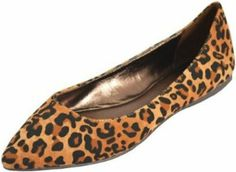 Because a girl always needs a pair of leopard flats $20