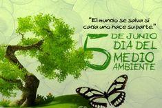 """5 de Junio – """"Si supiera que el mundo se ha de acabar mañana, aun así Plantaría un Arbol"""". http://www.yoespiritual.com/educacion-infantil/5-de-junio-dia-mundial-del-medio-ambiente-2.html"""