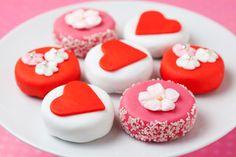 Dolcetti marzapane San Valentino