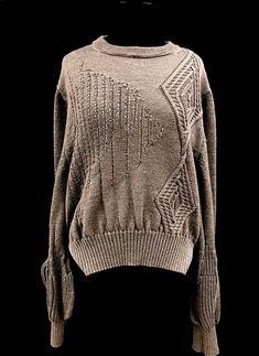Designer: Amanda Thome: knitGrandeur: FIT & Baruffa 2/30s Cashwool Collaboration 2016: Term Garment Project