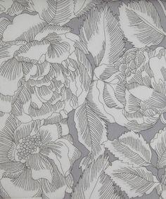 august rose b tana lawn. liberty art fabrics.