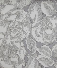 August Rose B Tana Lawn, Liberty Art Fabrics