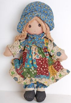 Holly Hobbie I had this and loved it so much