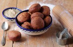 Farsangi fánk | malom – könyv – egészség – kétezeregy Bt. Almond, Food, Eten, Almond Joy, Almonds, Meals, Diet