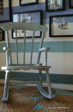 A csodafesték (chalk paint) készítése Decor, Furniture, Chair, Home Decor, Chalk, Chalk Paint, Rocking Chair, Vintage