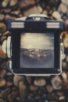 Mamiya medium format cameras- larger negative gave better resolution prints