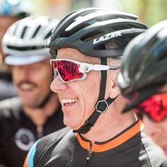 Innovation meets the icon. Greg LeMond in #Jawbreaker. | http://oak.ly/1Pm4kpq