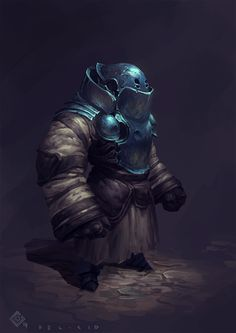 Warrior/Monk Concept by EdCid on deviantART