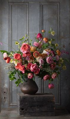 Abundance of Roses bouquet via Ana Rosa