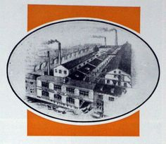 Drawing of the Moreland Match Factory