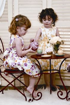 How To Host An American Girl Tea Party