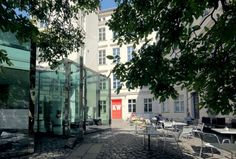 KW Institute for Contemporary Art. Berlin, Germany.